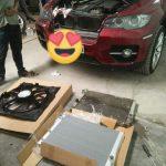 Lỗi hệ thống quạt giải nhiệt kêu to trên xe Acura TL
