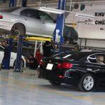 Trung tâm bảo hành ô tô Acura NSX-T quận 7