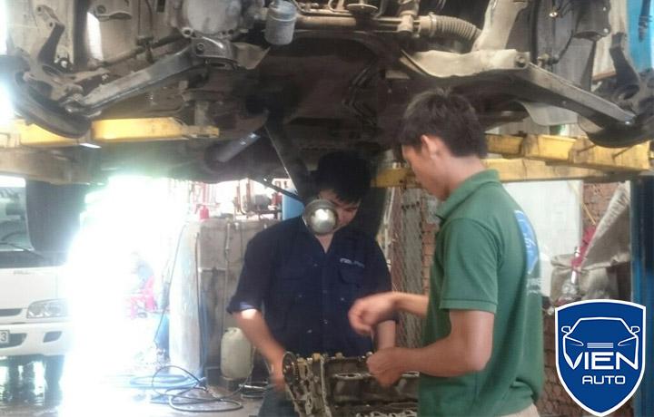 Trung tâm bảo hành, bảo dưỡng và sửa chữa Acura TL chính hãng.