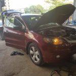 Garage chuyên sửa Acura