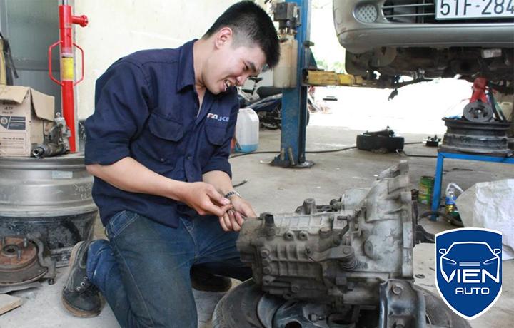 Viện Auto - Sửa hộp số Acura